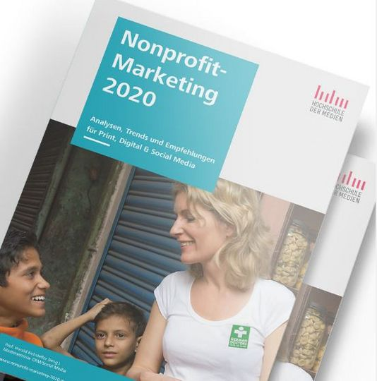 Studie über Nonprofit-Marketing 2020